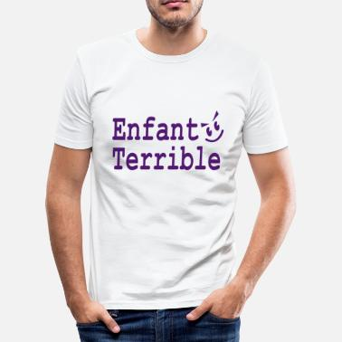 Enfant enfant terrible - Men's Slim Fit T-Shirt