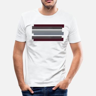 Radar RADER - Slim Fit T-shirt herr