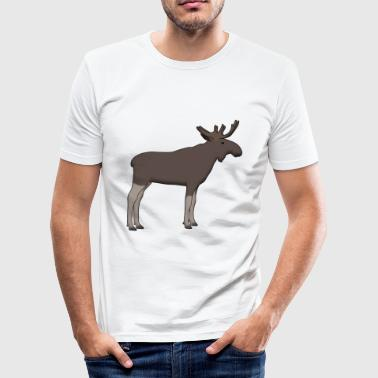 Moose is - slim fit T-shirt