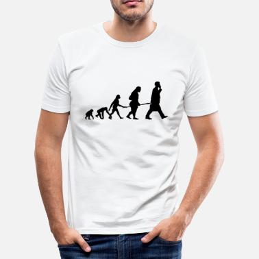 Mobile EVOLUTION MOBILE - T-shirt moulant Homme