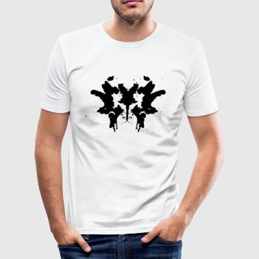 Rorschach - Männer Slim Fit T-Shirt