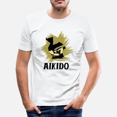Aikido aikido - T-shirt moulant Homme