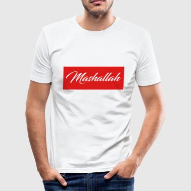 Mashallah on many products! - Men's Slim Fit T-Shirt