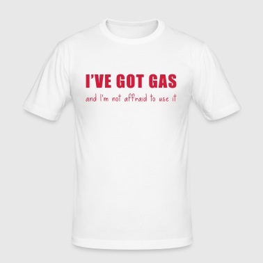 Gas - Men's Slim Fit T-Shirt