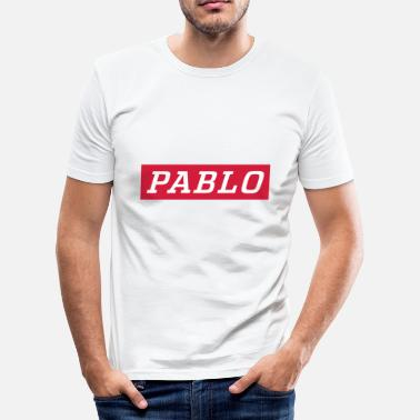 Pablo Pablo Pablo - Men's Slim Fit T-Shirt