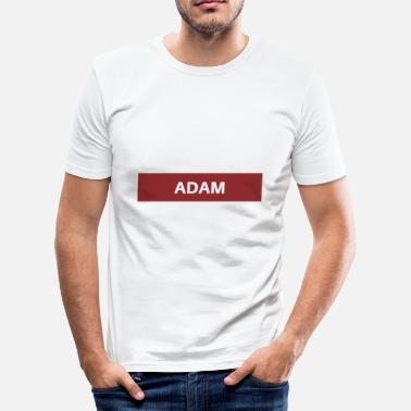 Adam Adam - slim fit T-shirt