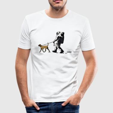 moonwalk - Herre Slim Fit T-Shirt