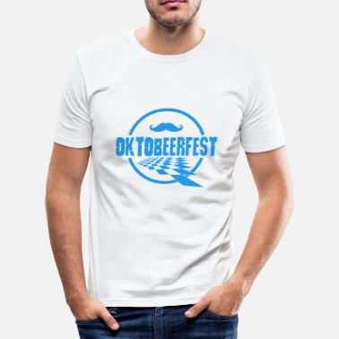 Munich Oktoberfest Munich Oktoberfest - Men's Slim Fit T-Shirt
