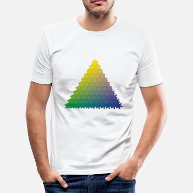 Transformation Transformation - Männer Slim Fit T-Shirt