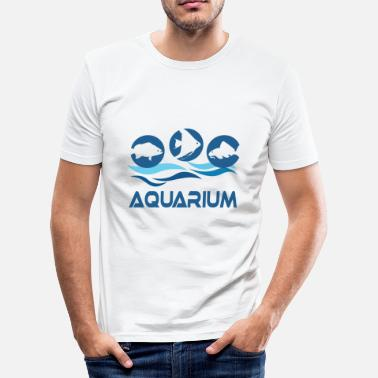 Aquarium Aquarium - slim fit T-shirt