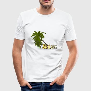 South Seas South Seas - Men's Slim Fit T-Shirt