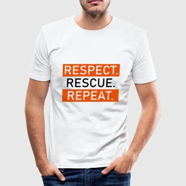 Animal Welfare animal welfare - Men's Slim Fit T-Shirt