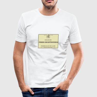 Exceptional Fathers - Men's Slim Fit T-Shirt