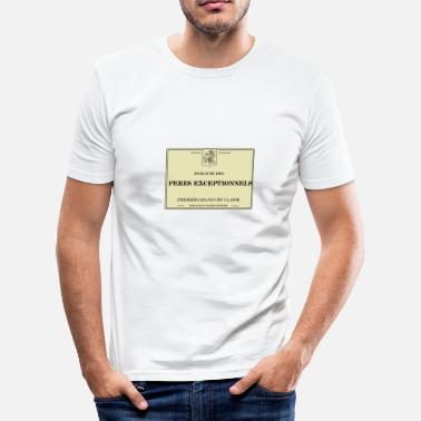 Exceptional Exceptional Fathers - Men's Slim Fit T-Shirt