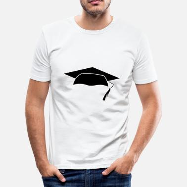 Uni Uni Hat - Men's Slim Fit T-Shirt