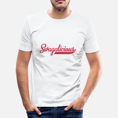 Swagalicious 2541614 15757968 swagalicious - Männer Slim Fit T-Shirt