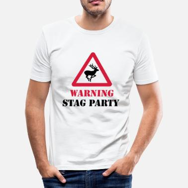 Stag Party Stag Party - slim fit T-shirt