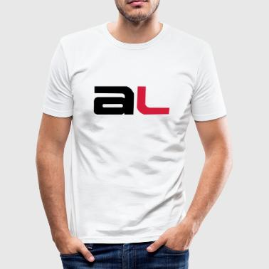 Al - Men's Slim Fit T-Shirt