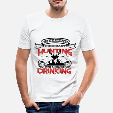 Jager jager - slim fit T-shirt