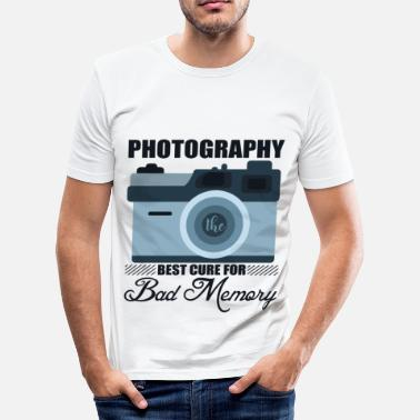 Say Photography photography - Men's Slim Fit T-Shirt