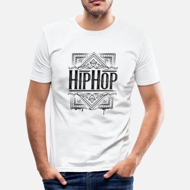 Old School Hip Hop Hip Hop | Old School Shirt - Männer Slim Fit T-Shirt