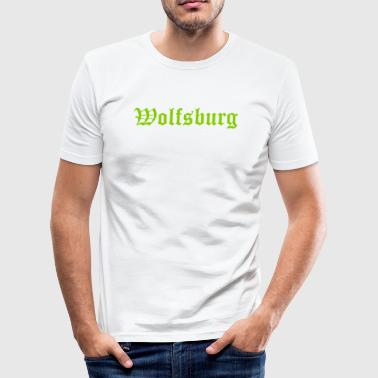 Wolfsburg - Slim Fit T-skjorte for menn