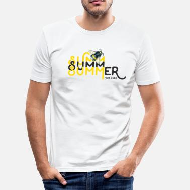 Hum Hum hum hum - Men's Slim Fit T-Shirt