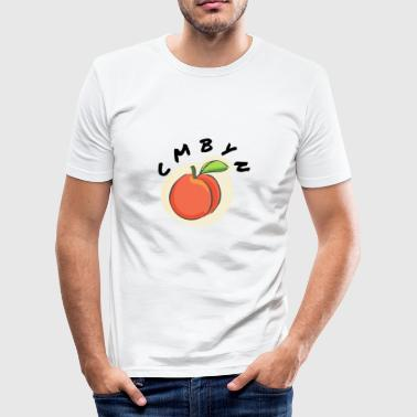Gays Movies Call Me By Your Name | Peach | Movie - Men's Slim Fit T-Shirt