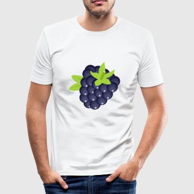 Grape Grape - slim fit T-shirt