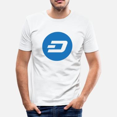Dash Dash - Slim Fit T-shirt herr