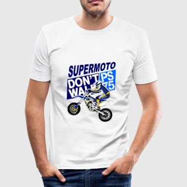 Supermoto - Men's Slim Fit T-Shirt