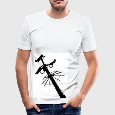 watched - Men's Slim Fit T-Shirt