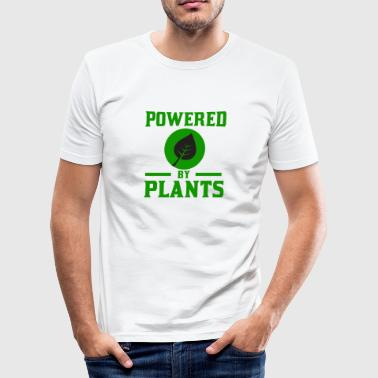 Powered by Plants - slim fit T-shirt