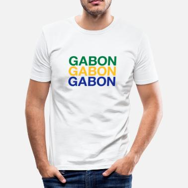 Gabon GABON - slim fit T-shirt