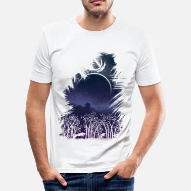 The Hunt - Männer Slim Fit T-Shirt