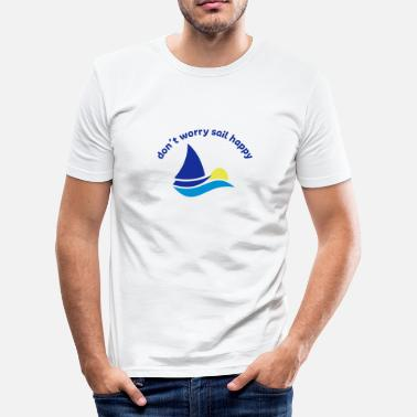 Sømanden sømand - Herre Slim Fit T-Shirt