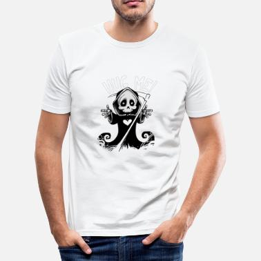 Gruselmonster Halloween Gruselmonster - Männer Slim Fit T-Shirt