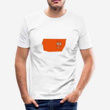 Container container - Männer Slim Fit T-Shirt