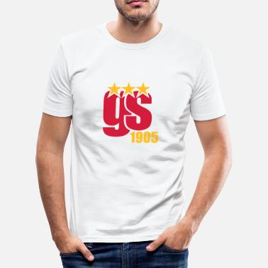 Arma Galatasaray - Männer Slim Fit T-Shirt