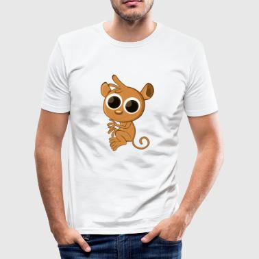 Baby aapje - slim fit T-shirt