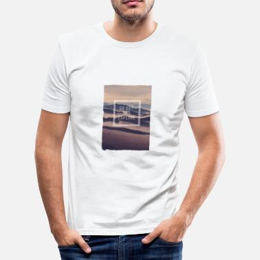 Vacances GO OUT AND EXPLORE  - T-shirt moulant Homme