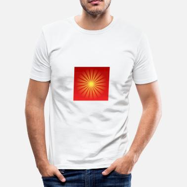 Sunburst Sunburst - Men's Slim Fit T-Shirt