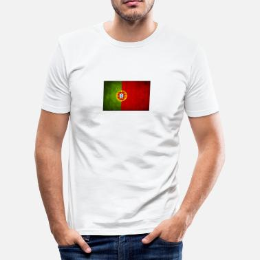 portuges - Men's Slim Fit T-Shirt
