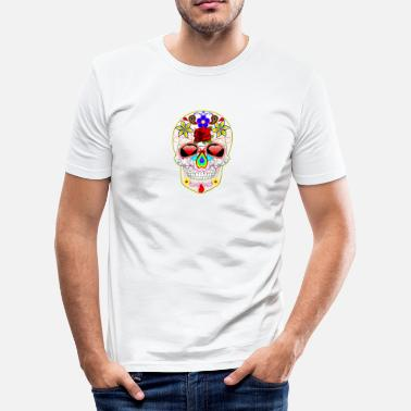 Day Of Dead day of the Dead - Men's Slim Fit T-Shirt