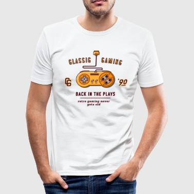 classic gaming - slim fit T-shirt