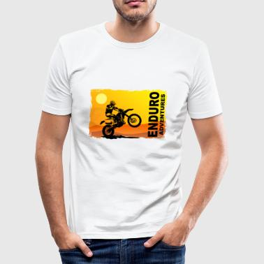 Enduro - Männer Slim Fit T-Shirt