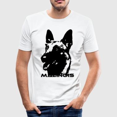 Malinois - Männer Slim Fit T-Shirt