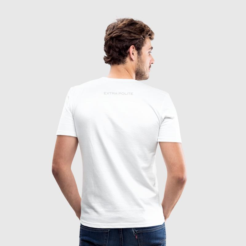 Where the Sidewalk Ends - Men's Slim Fit T-Shirt