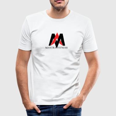 Slim Mantra Fitness Slim Fit T-Shirt - Men's Slim Fit T-Shirt