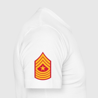 Sergeant Major SgtMaj, Mision Militar ™ - Slim Fit T-shirt herr